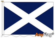 ST ANDREW NAVY ANYFLAG RANGE - VARIOUS SIZES
